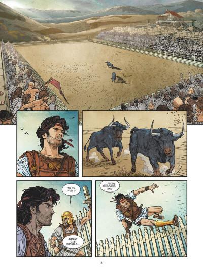 Page 6 Jason et la toison d'or tome 3