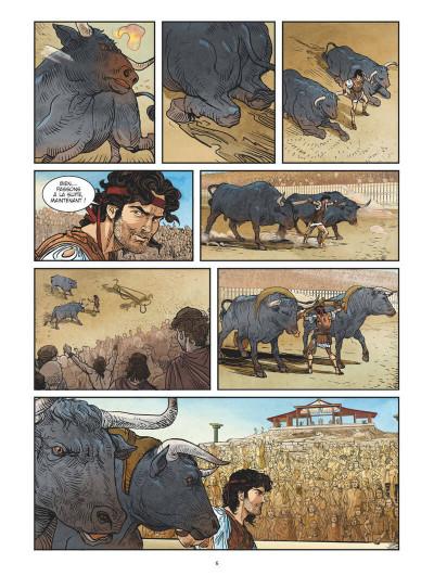 Page 9 Jason et la toison d'or tome 3
