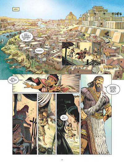 Page 6 Gilgamesh tome 1