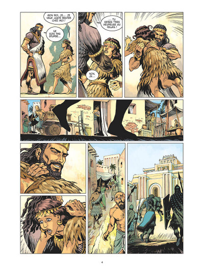 Page 7 Gilgamesh tome 1