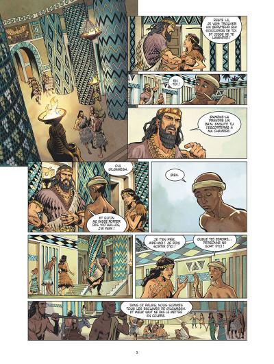 Page 8 Gilgamesh tome 1