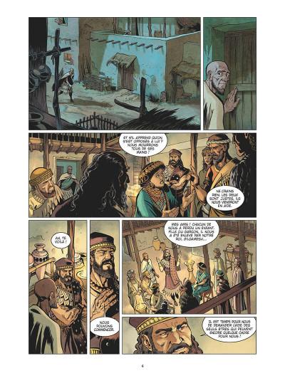 Page 9 Gilgamesh tome 1