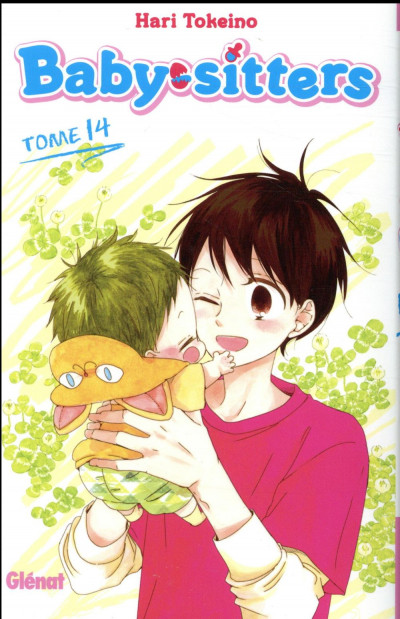 Couverture Baby-sitters tome 14