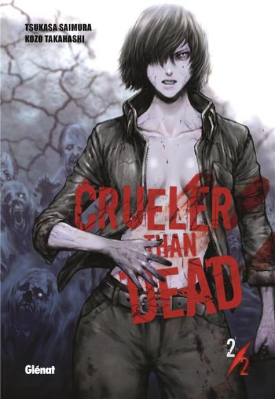 Couverture Crueler than dead tome 2
