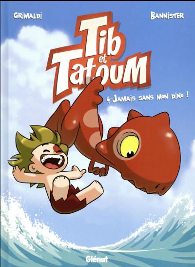 Couverture Tib et Tatoum tome 4