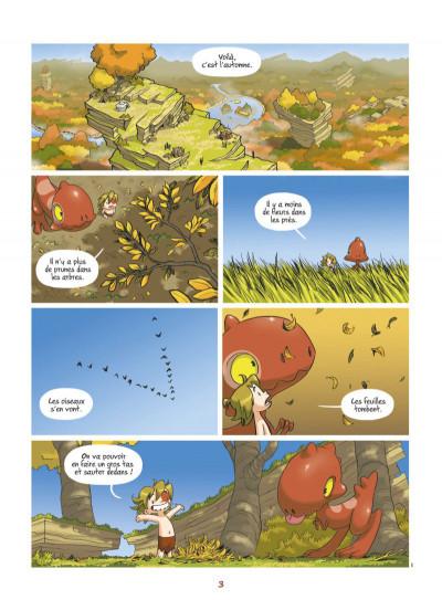 Page 1 Tib et Tatoum tome 4