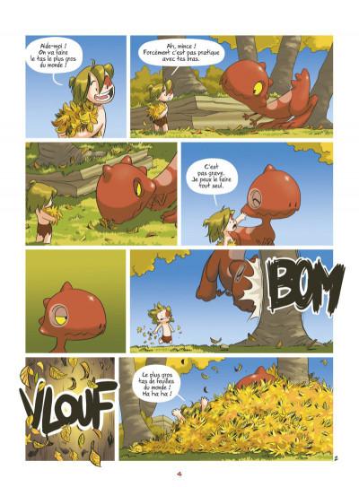 Page 2 Tib et Tatoum tome 4