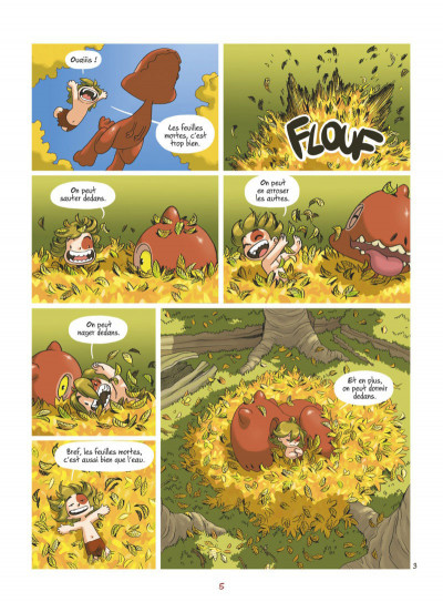 Page 3 Tib et Tatoum tome 4