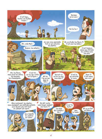 Page 4 Tib et Tatoum tome 4
