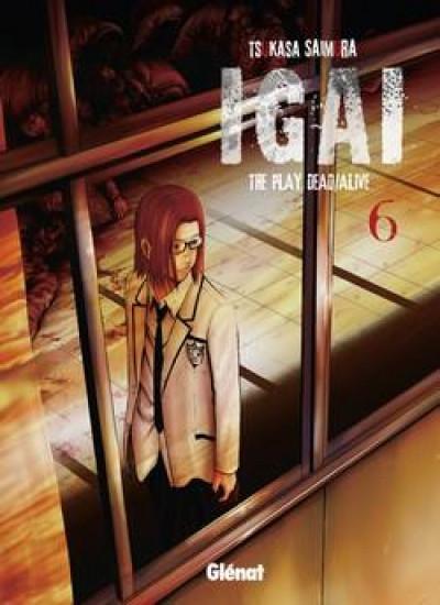 Couverture Igai tome 6