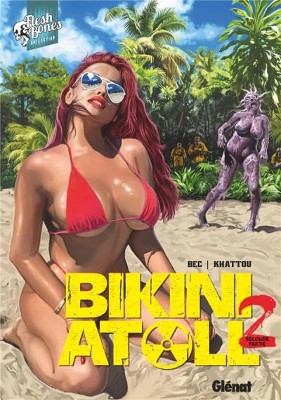 Couverture Bikini atoll tome 2.2