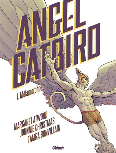 Couverture Angel catbird tome 1