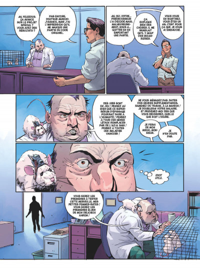 Page 3 Angel catbird tome 1