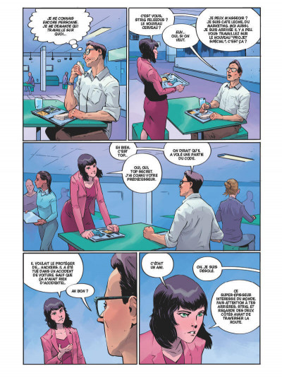 Page 4 Angel catbird tome 1