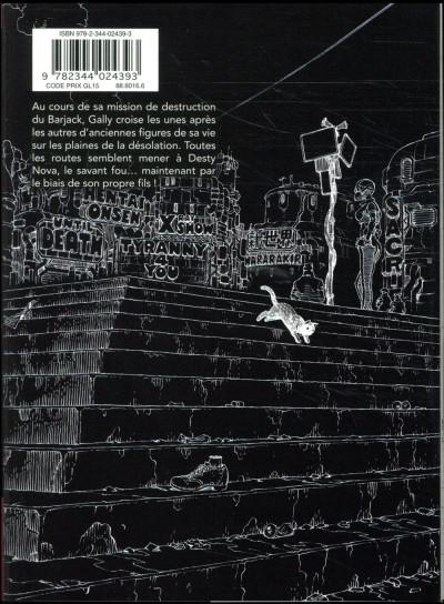 Dos Gunnm - édition originale tome 7