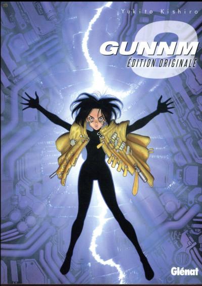 Couverture Gunnm - édition originale tome 9