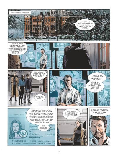 Page 1 Amber Blake tome 2