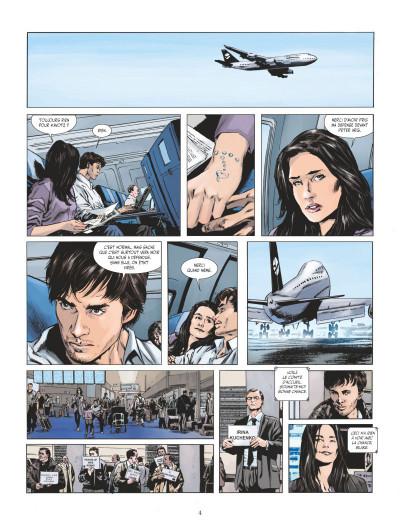 Page 2 Amber Blake tome 2