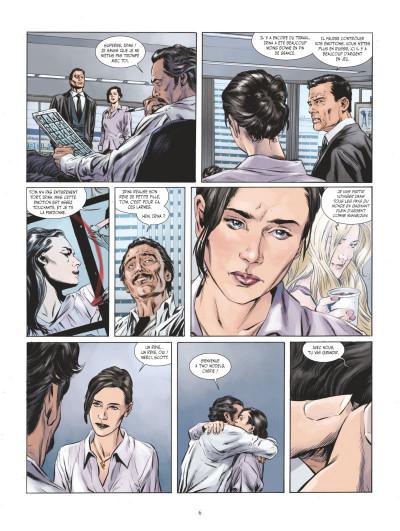Page 4 Amber Blake tome 2