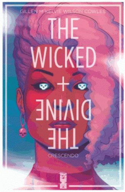 Couverture The wicked + the divine tome 4