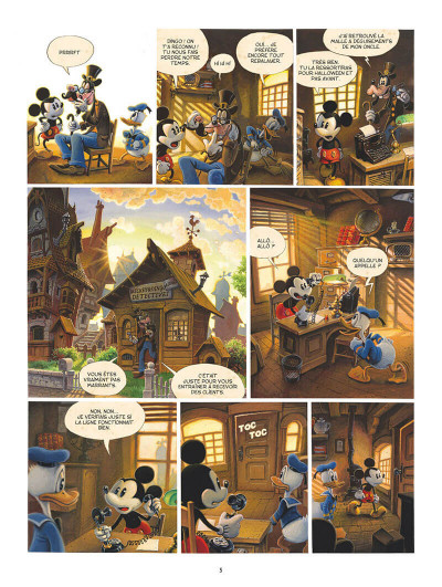 Page 3 Mickey Mouse - Horrifikland
