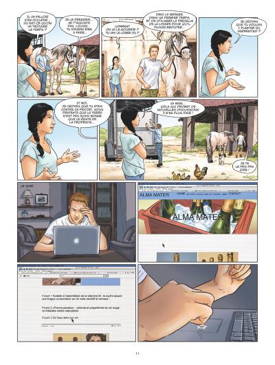 Page 0 Vinifera - Bio, le vin de la discorde