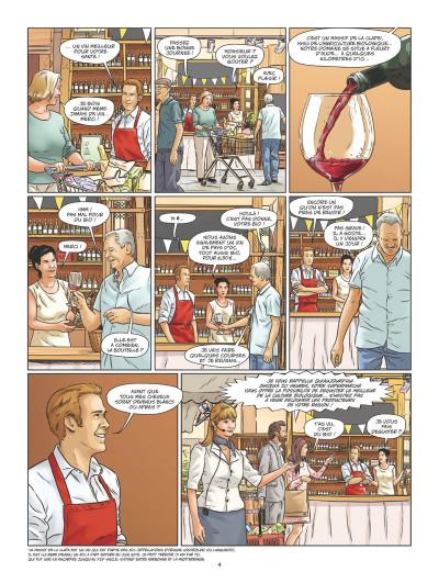 Page 3 Vinifera - Bio, le vin de la discorde