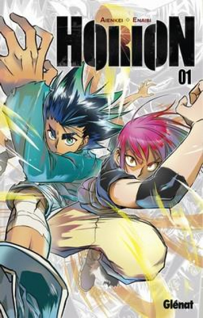 Couverture Horion tome 1