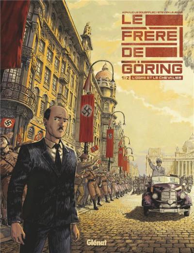 Couverture Le frère de Göring tome 1