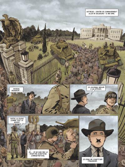 Page 1 Le frère de Göring tome 1