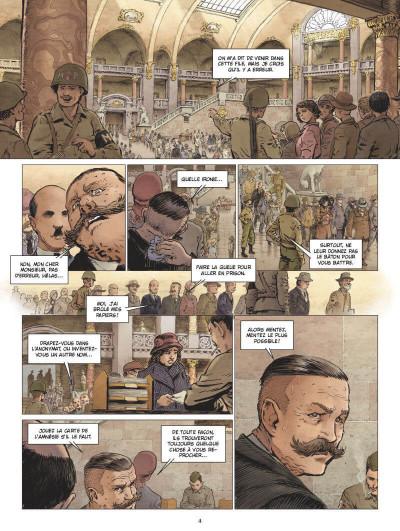 Page 2 Le frère de Göring tome 1