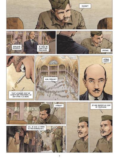 Page 3 Le frère de Göring tome 1