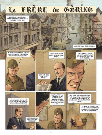 Page 4 Le frère de Göring tome 1