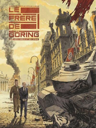 Couverture Le frère de Göring tome 2