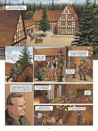 Page 9 Le frère de Göring tome 2