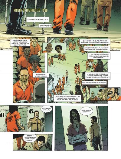 Page 8 Silencio - L'orphelin d'hermosillo