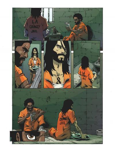 Page 9 Silencio - L'orphelin d'hermosillo