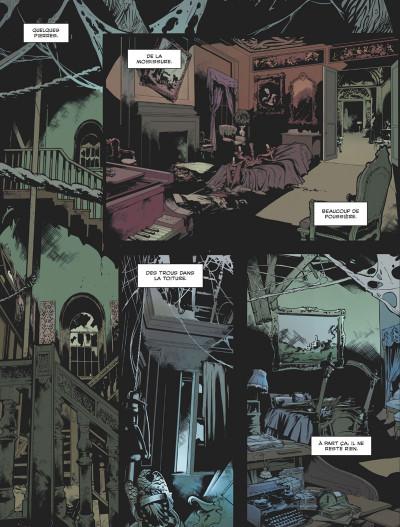 Page 2 Le cimetière des âmes tome 1