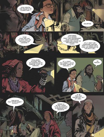 Page 4 Le cimetière des âmes tome 1
