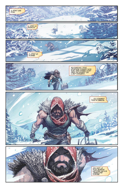 Page 1 Klaus tome 1
