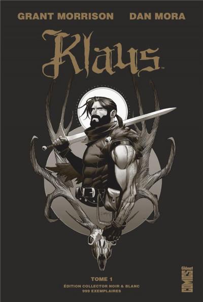 Couverture Klaus - collector tome 1
