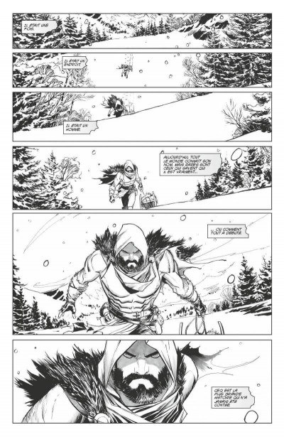 Page 1 Klaus - collector tome 1