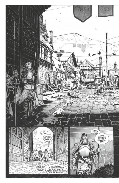 Page 4 Klaus - collector tome 1