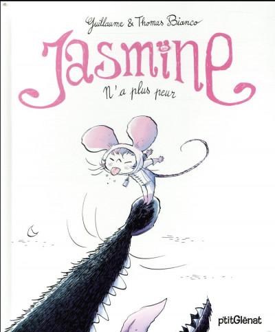 Couverture Jasmine n'a plus peur