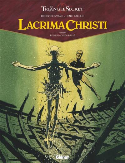 Couverture Lacrima christi tome 4