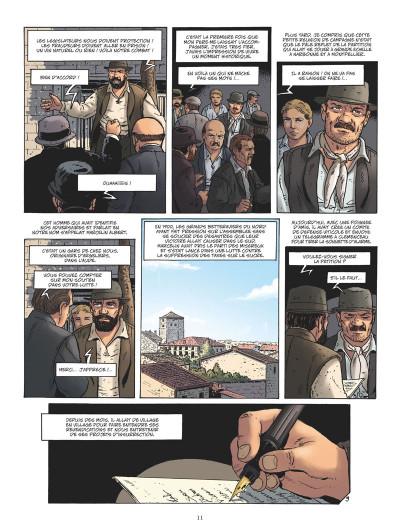 Page 0 Vinifera - Les révoltes vigneronnes