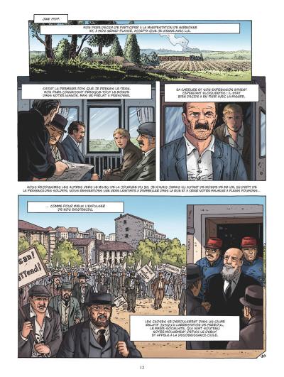 Page 1 Vinifera - Les révoltes vigneronnes