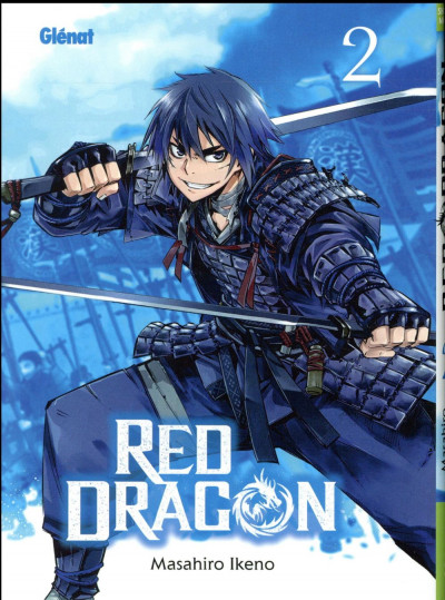 Couverture Red dragon tome 2