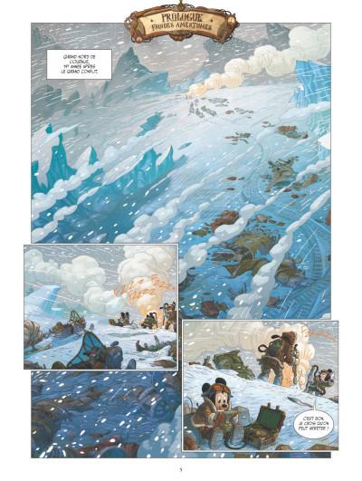Page 1 Mickey et l'océan perdu