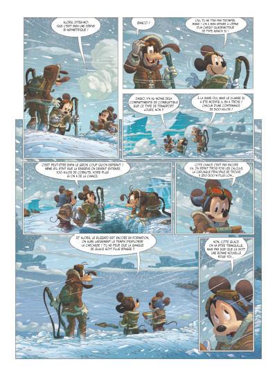 Page 2 Mickey et l'océan perdu